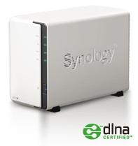 Synology представила сетевой накопитель  DiskStation DS212j