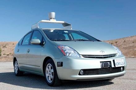 Технология «рассказывает» машинам, куда им стоит ехать