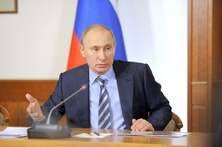 Владимира Путина не смутила дороговизна проекта видеонаблюдения
