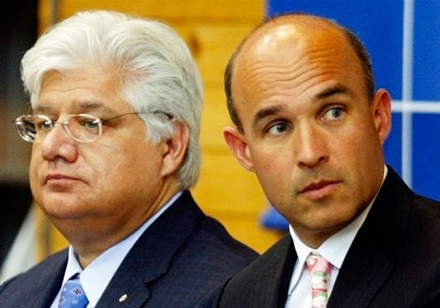Майк Лазаридис и Джим Балсилье покинули должности co-CEO RIM