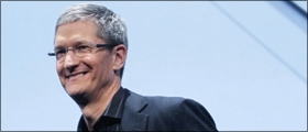 Apple поставила исторический рекорд по выручке и прибыли