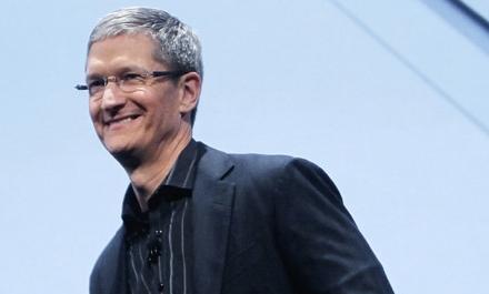 Тим Кук сообщил о рекордных поставках iPhone, iPad и Mac