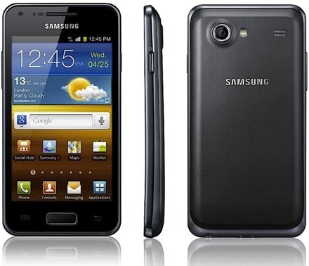 анонсировала новую версию смартфона Samsung Galaxy S - Galaxy S Advance.