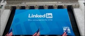 Выручка LinkedIn выросла на 115%