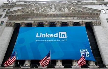 LinkedIn показала впечатляющие результаты по итогам квартала и года