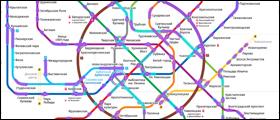 МТС, «Билайн», «Мегафон»: у кого связь в метро работает лучше. КАРТЫ