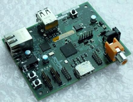 Одноплатный компьютер Raspberry Pi
