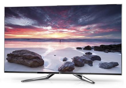Телевизор флагманской серии LG LM960V