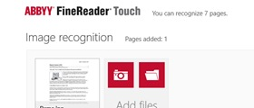 ABBYY выпустила FineReader для Windows 8