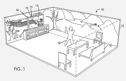 Технология основана на боковом зрении человека
