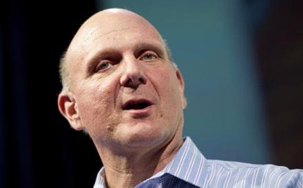 Балмер: теперь Microsoft - это поставщик устройств и сервисов
