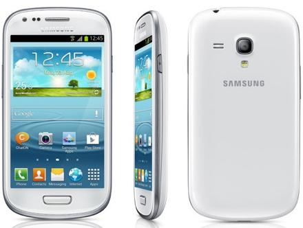Samsung представил новый смартфон под названием Galaxy S3 mini.  Название это обманчиво, поскольку кроме стилистики