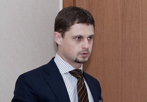 """""""Роснефти"""" Антон Строкович"""