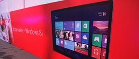 В России стартуют продажи ОС Windows 8