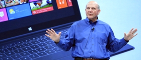 Microsoft ускоряет разработку планшета на базе Intel