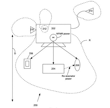 Apple's interest in wireless charging technology was detailed in a new. patent...