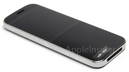 Прототип iPhone с изогнутым дисплеем