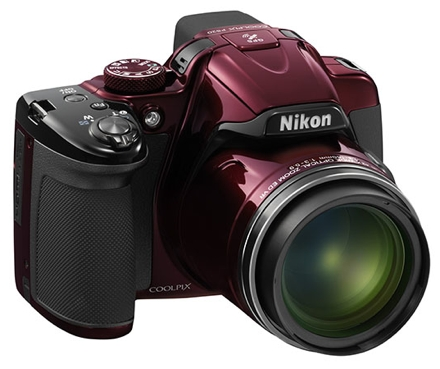 Самый мощный из новых ультразумов Nikon Coolpix P520