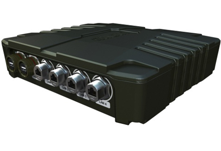 Stonesoft MIL-320 NG Firewall Appliance/VPN