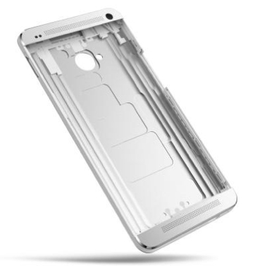 Алюминиевый корпус HTC One
