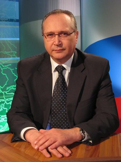 Алексей Туров, министр информатизации и связи Красноярского края