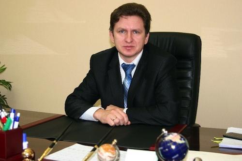 Игорь Шаповалов, начальник Департамента образования Белгородской области