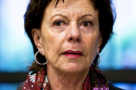 Инициатором программы стала комиссар ЕС Нейли Кроэс