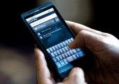 Российский рынок смартфонов на 95% состоит из «сенсоров»