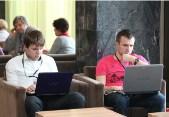 Россия обгоняет европейские страны по объему интернет-аудитории