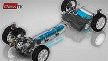 Таким будет новый автомобиль-гибрид от Peugeot Citroen