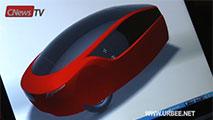 Напечатанный на 3D-принтере автомобиль готов к дороге