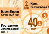 ЦОДы Москвы потребляют полпроцента электроэнергии столичного региона