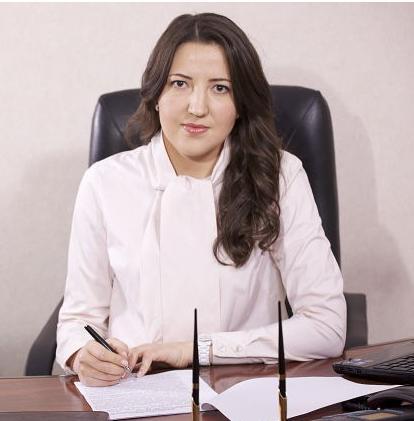 Лариса Кузнецова, министр Саратовской области – председатель комитета по информатизации Саратовской области