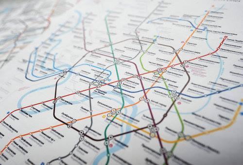 К концу 2014 г. Wi-Fi появится в поездах на всех ветках метро