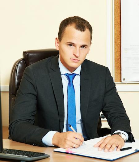 Артур Контрабаев, председатель Комитета по информатизации и связи Тульской области