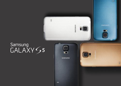 Samsung представила смартфон Galaxy S5
