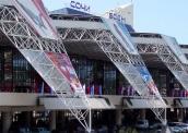 ИТ инфраструктура посадочной галереи Международного аэропорта Сочи