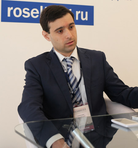 Михаил Головушкин, руководитель Главного управления организации торгов Самарской области