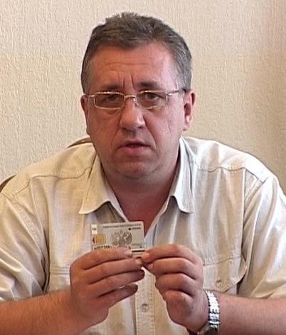 Андрей Стрельцов, начальник управления информационных технологий, связи и документооборота администрации Тамбовской области