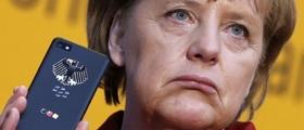 Из-за нового антишпионского мобильника Ангела Меркель не может позвонить своим министрам
