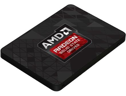 SSD AMD Radeon R7-серии
