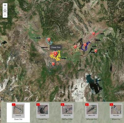 Одна из уникальных особенностей RECOVER – это возможность за пять минут подготовить отчет, необходимый для составления плана по восстановлению земель, пострадавших от пожаров