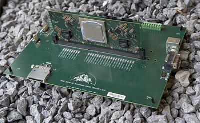 Микросервер, разработанный специалистами ASTRON и IBM для телескопа SKA