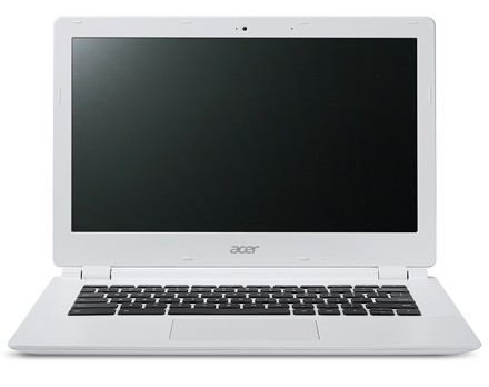 Acer Chromebook 13: версия с несенсорным экраном
