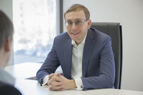ИТ-директор ТКС Вячеслав Цыганов
