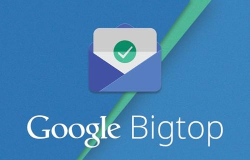 Google создает революционный продукт на основе GMail