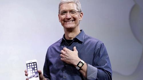 Apple педераст