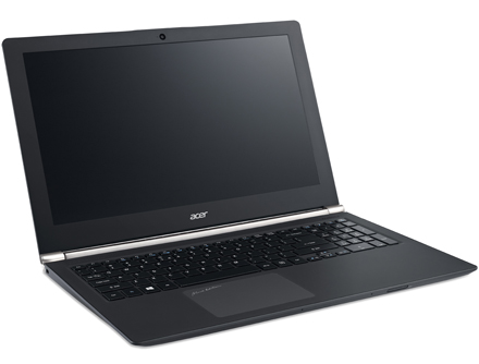 Ноутбук Aspire V Nitro Black Edition