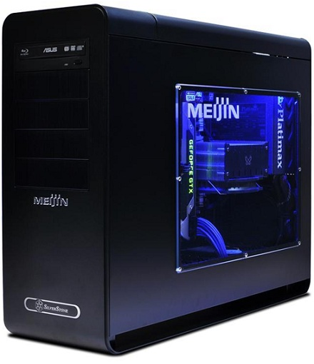 Игровой компьютер Meijin GTX Titan X SLI