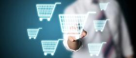 Рынок онлайн-торговли в России показал рост в рублях и в долларах